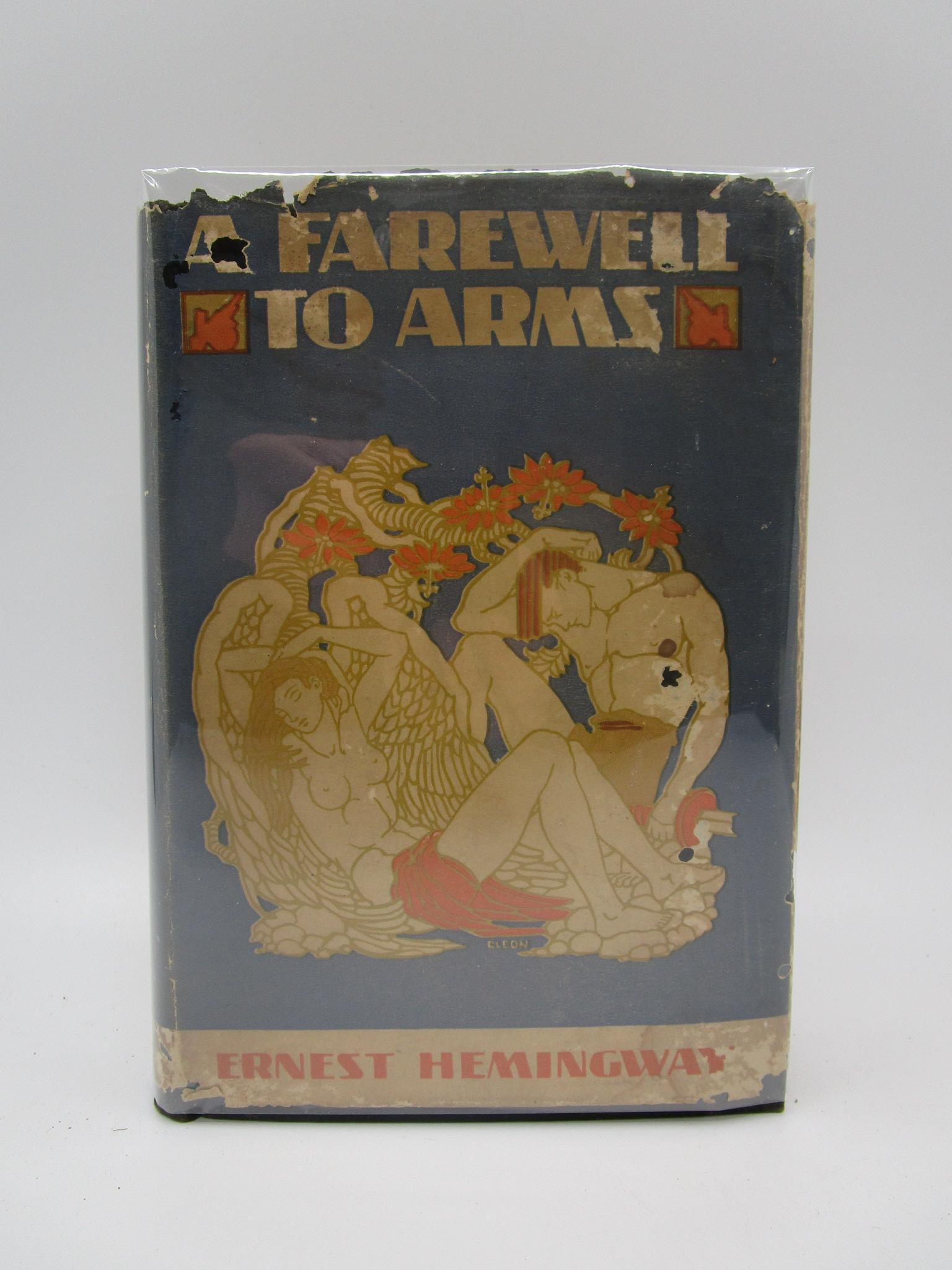 Image for A Farewell to Arms (First Trade Edition)