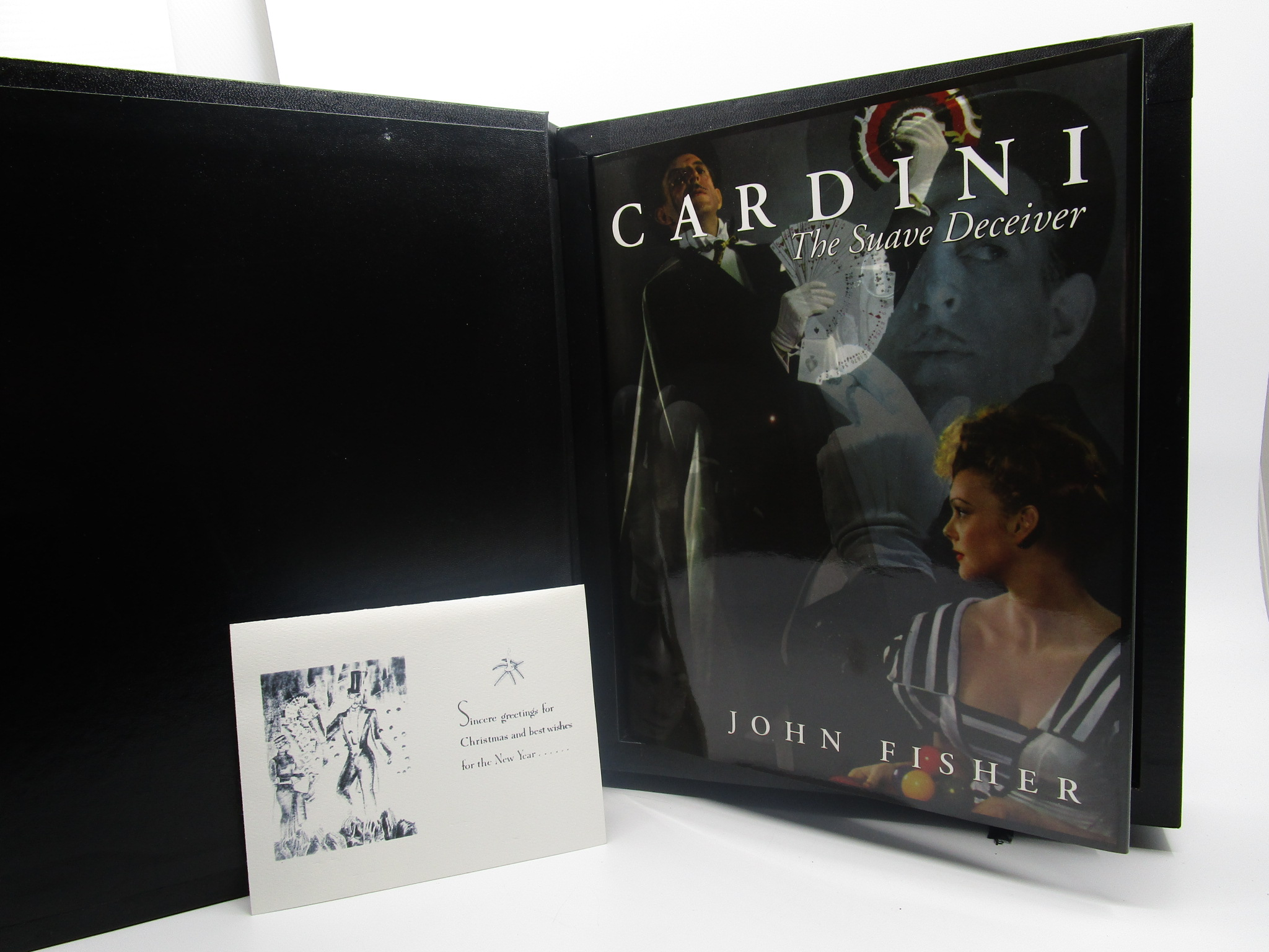 Image for Cardini: The Suave Deceiver (Limited First Edition)