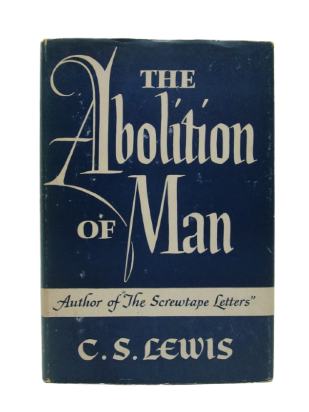 Image for The Abolition of Man (First American edition)