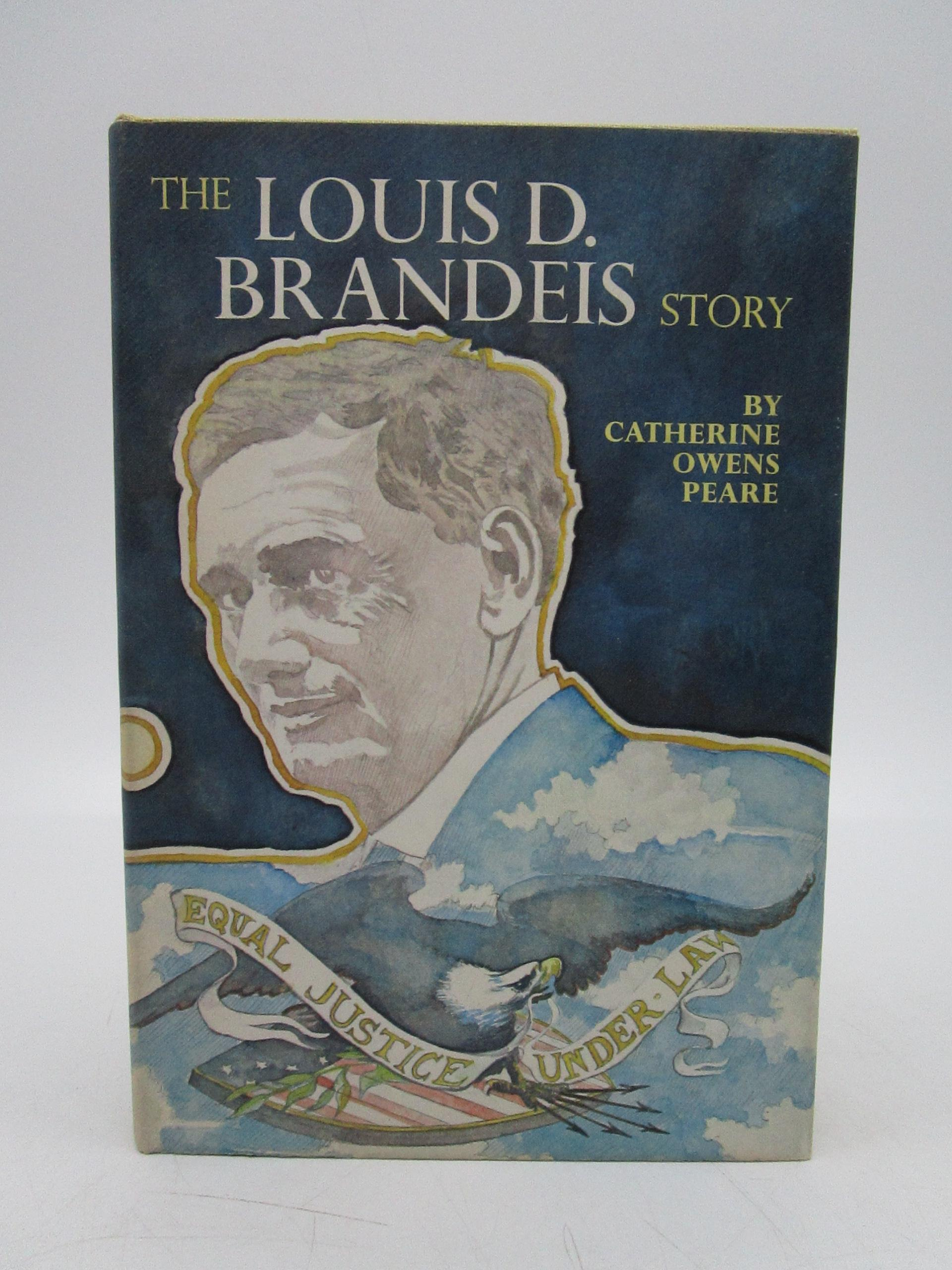 Image for The Louis D. Brandeis Story