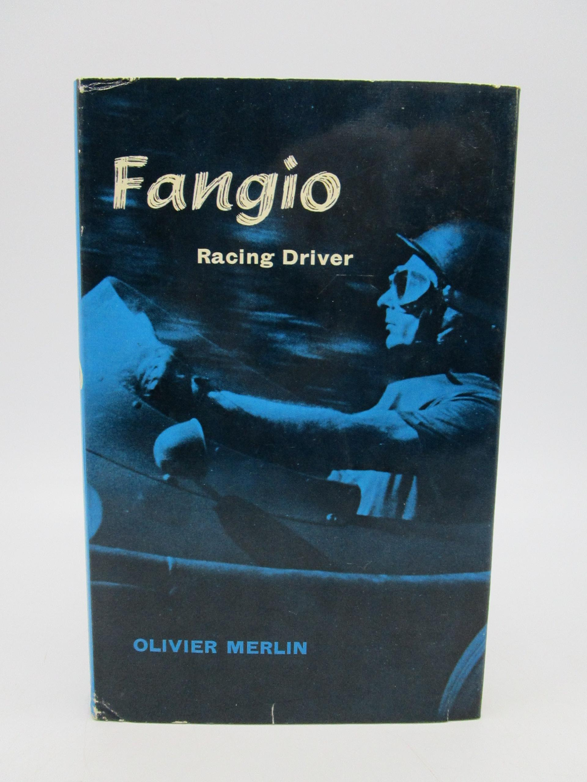 Image for Fangio Racing Driver