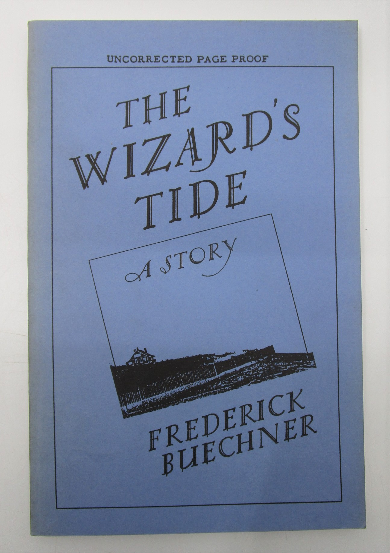 Image for The Wizard's Tide: A Story (Uncorrected Proof)