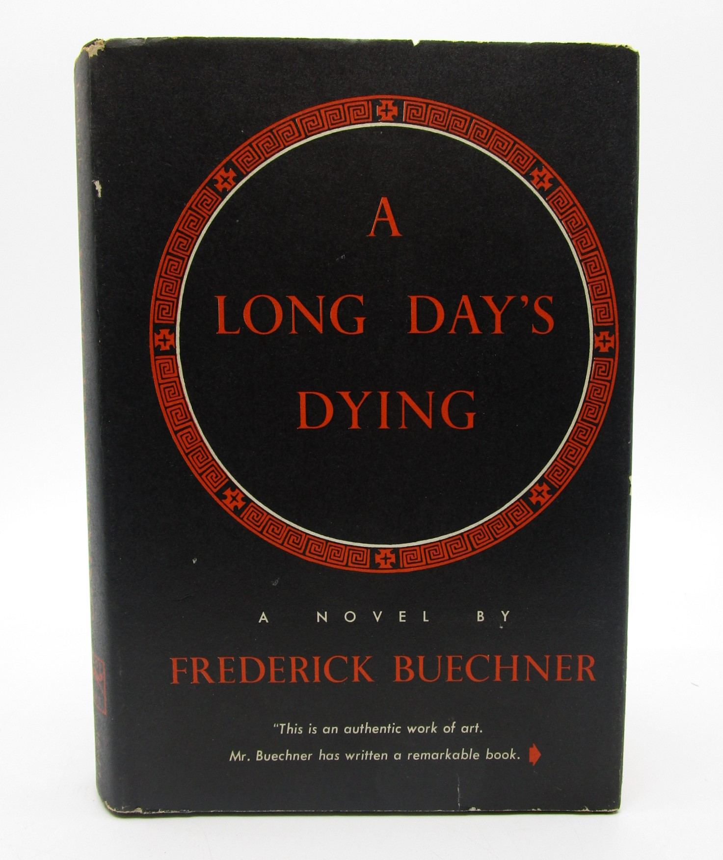Image for A Long Day's Dying (Inscribed First Edition)